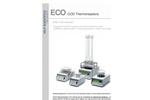 Model ECO 6 - COD Analysis Thermoreactors - Brochure