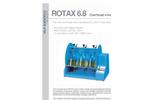 ROTAX - Model 6.8 - Overhead Mixer - Brochure