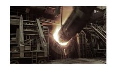Noise and vibration monitoring for iron and steel industry