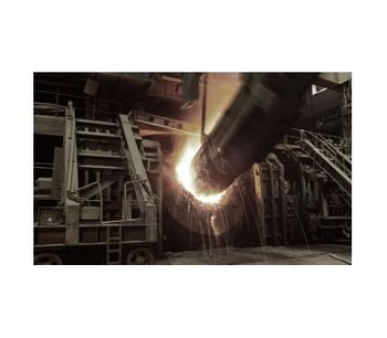 Noise and vibration monitoring for iron and steel industry - Metal - Steel
