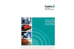CadnaA - Outdoor Noise Prediction Software Brochure