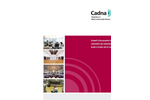 01dB CadnaR - Calculating and Assessing Indoor Sound Software - Brochure