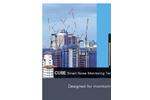 01db CUBE Smart Noise Monitoring Terminal