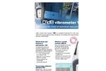 01dB - VIB - Vibration Dosimeter Brochure