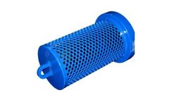 Husky - Portable Containment Barrel Strainers