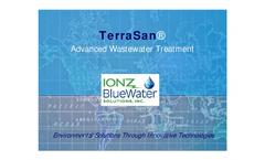 TerraSan Presentation Brochure