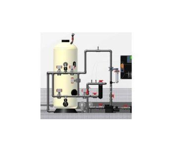 Model Sand Filter - Filtration Product