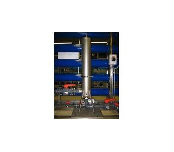 Model Cartridge Filter - Filtration Product