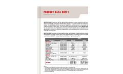 Geotex - 200ST - Woven Slit Film Datasheet