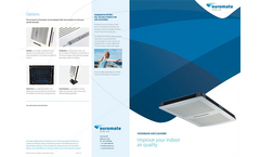 MediaMax - Air Cleaners for Dust- Brochure