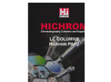 Hichrom - Model PAH2 - HPLC Columns Brochure