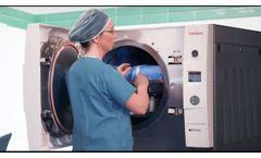 HSG Medium Autoclave Sterilizer - Video