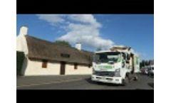 Ekko Glass Crushing Machine and Glass Bottle Crusher Recycling Systems Video