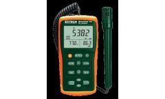 Extech - Model EA80 - Indoor Air Quality Meter/Datalogger