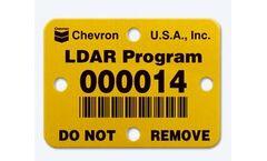 Express - Aluminum LDAR Tags LDAR Valve Tags