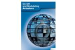 Italvalv - Actuators Brochure