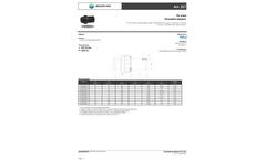 Macplast - Model Art.311 - PE Gas Male Threaded Adapter Brochure