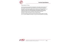 PCI Geomatica - Version Prime - Radar Suite - Brochure