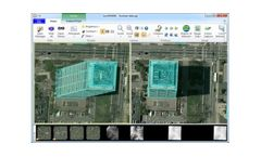 PCI Geomatics - Version 3D FeatureXtract - 3D Modeling Software System