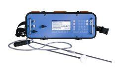 Mercury Instruments - Model 3000 IP - Portable Mercury Vapor Monitor