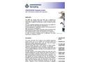 ANKERSMID - Model ASP 320 DeNox - Gas Sample Probe - Brochure