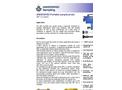 ANKERSMID - Model APP 100 - Portable Gas Sample Probe - Brochure