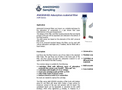 ANKERSMID - Model AAM Series - Adsorption Filter - Brochure