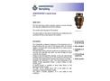 ANKERSMID - Model ALS Series - Liquid Stop - Brochure