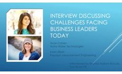 Gather & Gab with Interview with Sivan Cohen of Noria Water Technologies | PME