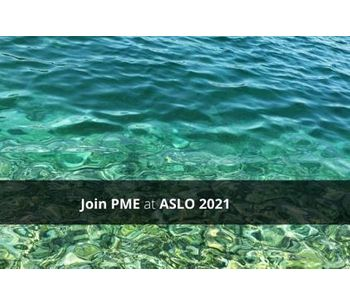 Join PME at ASLO 2021