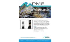 miniDOT - Clear Data Sensor Logger - Brochure