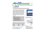 PME - Model miniDOT - Submersible Water Logger for Measuring Dissolved Oxygen - Brochure