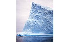 Arctic literally on thin ice, according to new satellite data
