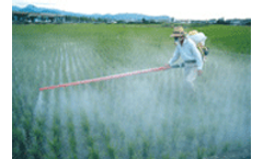 Pesticides: Operator safety is paramount