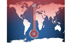 September has second warmest global surface temperature on record