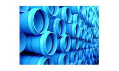 Adequa Uratop - Model 500 - Bi-Oriented PVC Pipe System