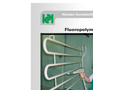 Kersten - Thermally and Chemically Resistant Fluoropolymers Brochure