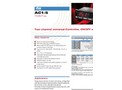 LAE Electronic - Model AC1-5 - Two Channel Universal Controller, ON/OFF or PID - Brochure
