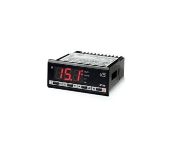 LAE Electronic - Model AC1-5 - Two Channel Universal Controller, ON/OFF or PID