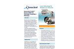 Hydrogen Sulphide and Methane Gas Detector Brochure