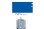 Salomix - Model L - Top-Mounted Vertical Agitators Brochure