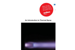 An Introduction to Thermal Spray V4 - Brochure