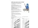 Technical Data Sheet - Submersible Aerator Type ABS TA/TAK 60 Hz - Brochure