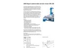 ABS Nopon Aerator Mixer OKI 2000 Datasheet