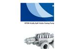 HPDM - Axially Split Volute Casing Pump Brochure