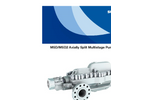 MSD - Axially Split Multistage Pump Brochure