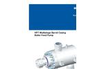 HPT - High Pressure Barrel Casing Pumps Brochure