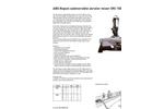 ABS Nopon Aerator Mixer OKI 1000 Datasheet