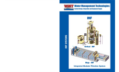 Integrated Modular Filtration (IMF) Brochure