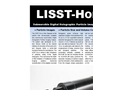 LISST-Holo Digital Holographic Imaging System - Technical Specification